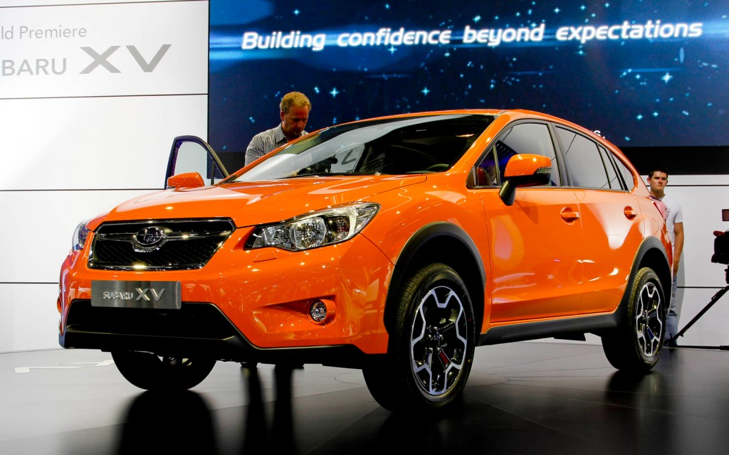 utah 39 s 1 subaru dealer for sales parts service this is no outback sport it s the new subaru xv. Black Bedroom Furniture Sets. Home Design Ideas