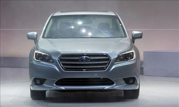 2015 Subaru Legacy Utah