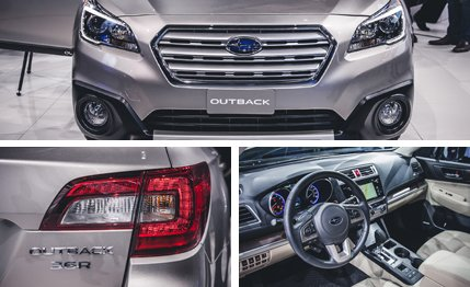 2015 Outback salt lake city utah