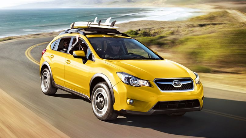 2015 Subaru XV Crosstrek Special Edition Salt Lake City